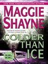 Colder Than Ice (eBook)